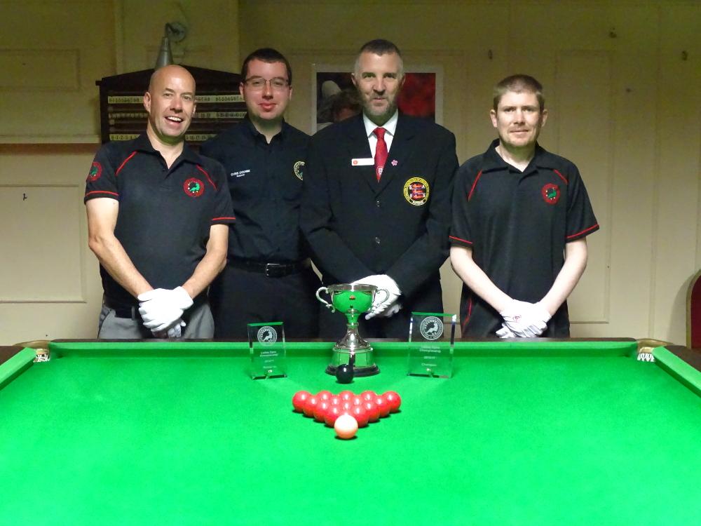Ladies Snooker Open - Referees 2017