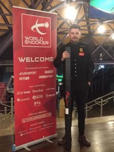 Harvey Chandler, Paul Hunter Classic 2017