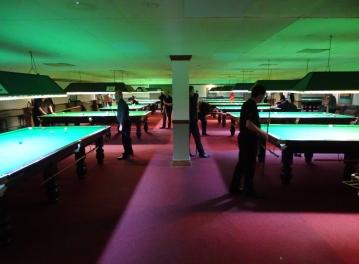 Jesters Snooker Hall 2017 - inside