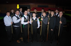 Mitch Wood - Silver Waistcoat Dec 2011