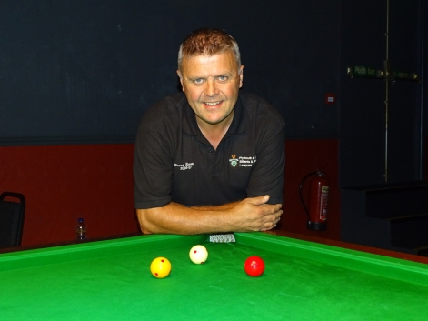 WEBSF English Billiards Open Highest Break - Barry Russell (111) 2017-18