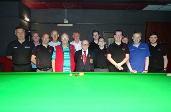 WEBSF Englsih Billiards Open - The Players 2017-18