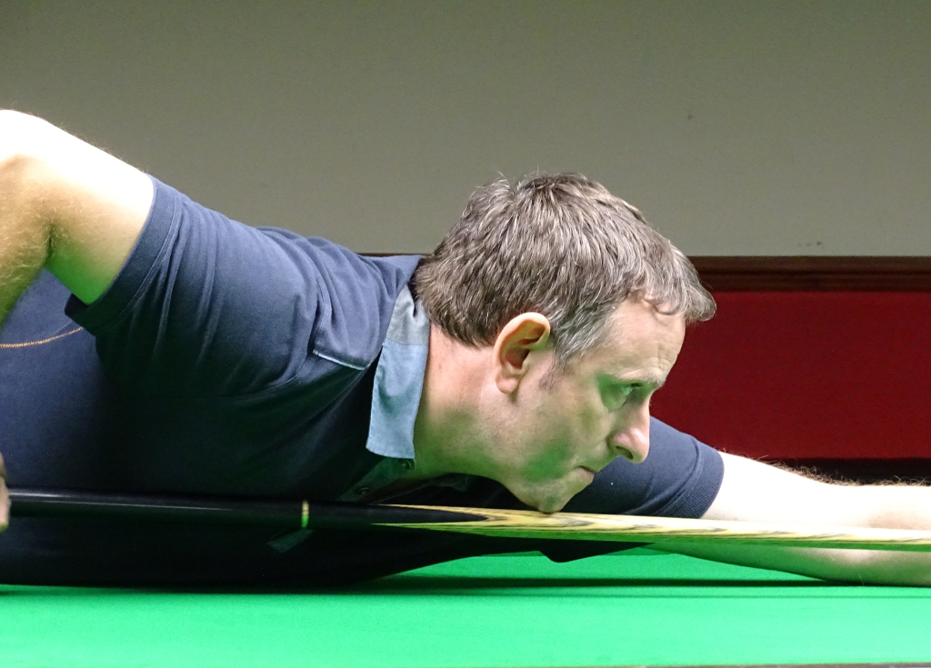Andy Neck Gold Series Event 1 Winner 2017/18
