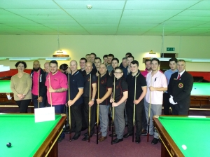 Gold Series Event 1 The Players - 2017-18