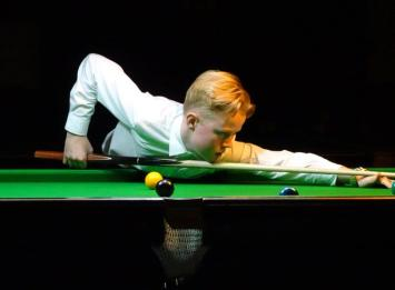 Bronze Snooker Open Plate Runner-up - Jack Ratcliffe 2017-18