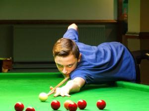Bronze Snooker Open Runner-up - Aidan Murphy 2017-18