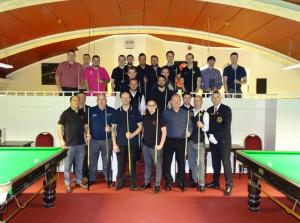 Gold Series Event 2 The Players - 2017-18