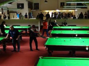 Gold Series Event 3 Underway