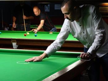 Task Setting to improve Cue Ball Control