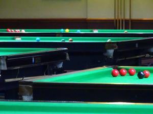 147 Snooker Club, Swindon Jan 2018