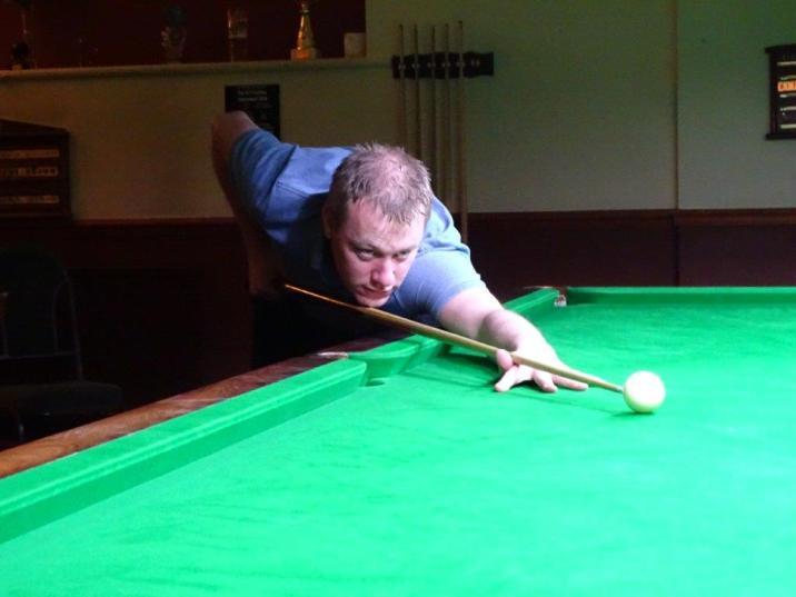 Gold Series Event 3 Joint Highest Non-Qualifier Break (89) - Dan Barsley 2017-18