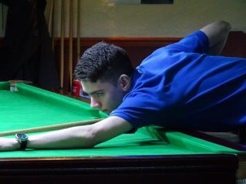 Gold Series Event 3 Joint Highest Non-Qualifier Break (89) - Peter Devlin 2017-18