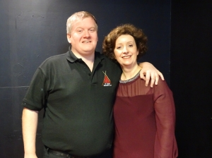 Gold Series Event 5 Highest Break (Non Qualifier) (89) - Alan Tunney 2017-18 (with Gold Series Sponsor)
