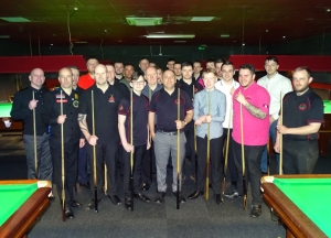 Gold Series Event 5 The Players - 2017-18