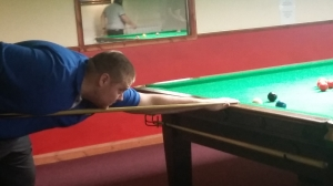 Gold Series Event 6 Non-Qualifier Highest Break (114) - Andy Symons 2017-18