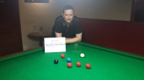 Gold Series Event 6 Winner - Andy Neck 2017-18