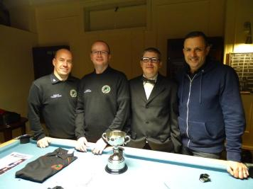 Ladies Snooker Open 2018 - Officials