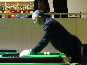 Ladies Snooker Open 2018 - Referee Nick