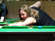 Ladies Snooker Open 2018 Runner-up - Louise Cordrey