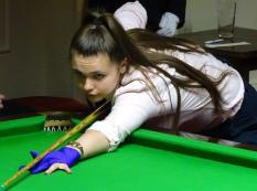 Ladies Snooker Open 2018 Winner - Chloe White