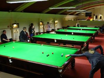 Ladies Snooker Open 2018