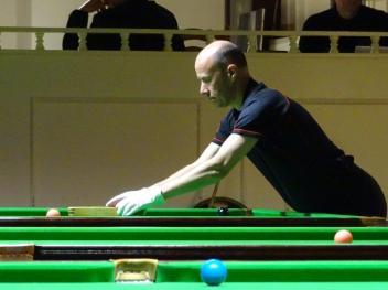 Ladies Snooker Open 2018 - Referee Steve