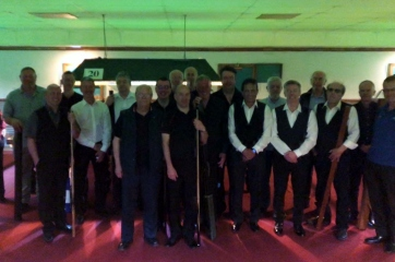 WOE Open Billiards - The Players 2017-18