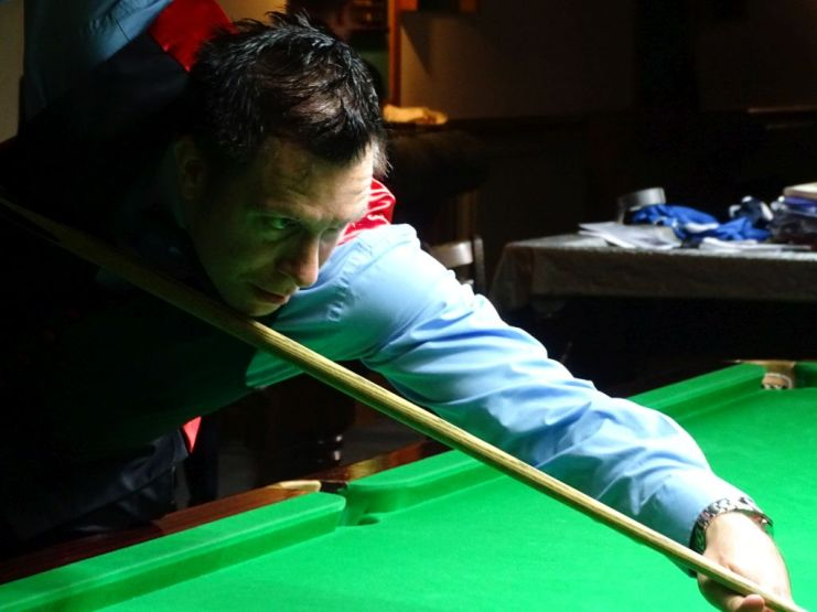 Dominic Dale exhibition 2018