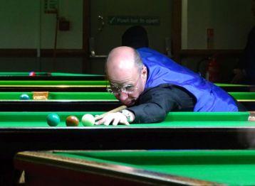 Steve Brookshaw - Gold Masters 2018