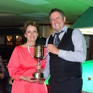 WEBSF GOLD Series 2018 Overall Champion - Andy Neck