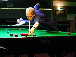 West of England Snooker Open 2018 - Joint Highest Break (119c) Winner Ryan Mears