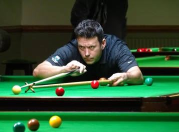West of England Snooker Open 2018 - Runner-up James Height
