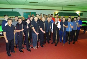 West of England Snooker Open 2018 - The Players