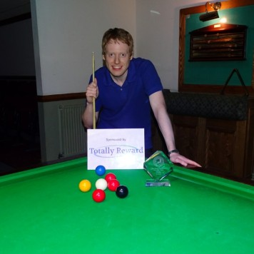 West of England Snooker Open 2018 - Winner Ryan Mears