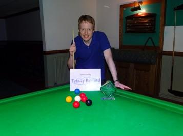 West of England Snooker Open 2018 - Winner Ryan Mears
