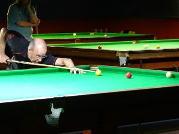 WEBSF Billiards Open Highest Break 150