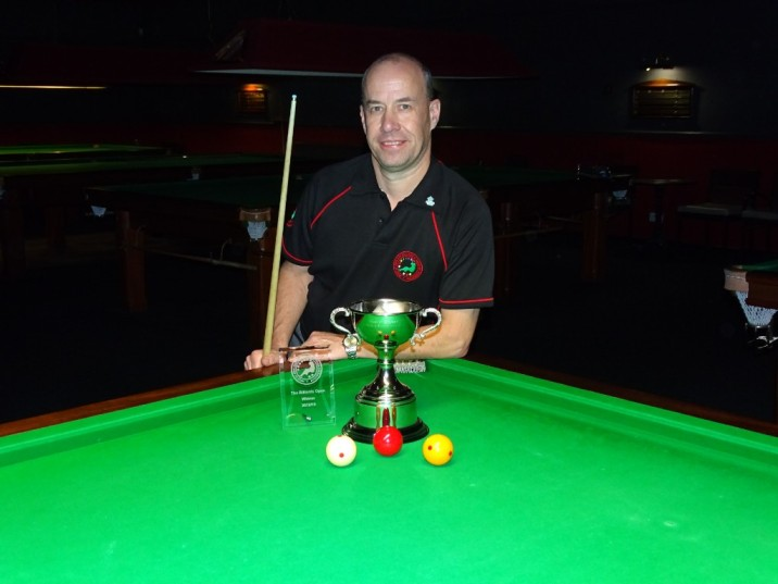 WEBSF Billiards Open Winner 2018-19