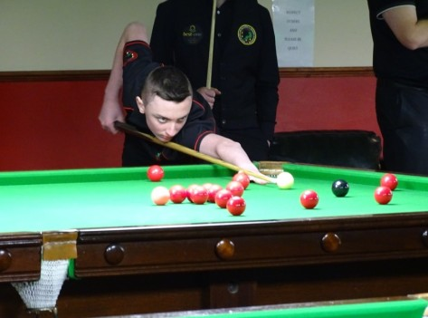 Gold Series Event 4 Runner-Up Aidan Murphy 2018-19