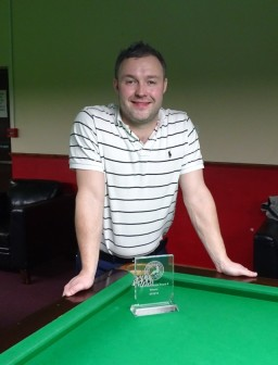 Gold Series Event 4 Winner Ben Hancorn 2018-19