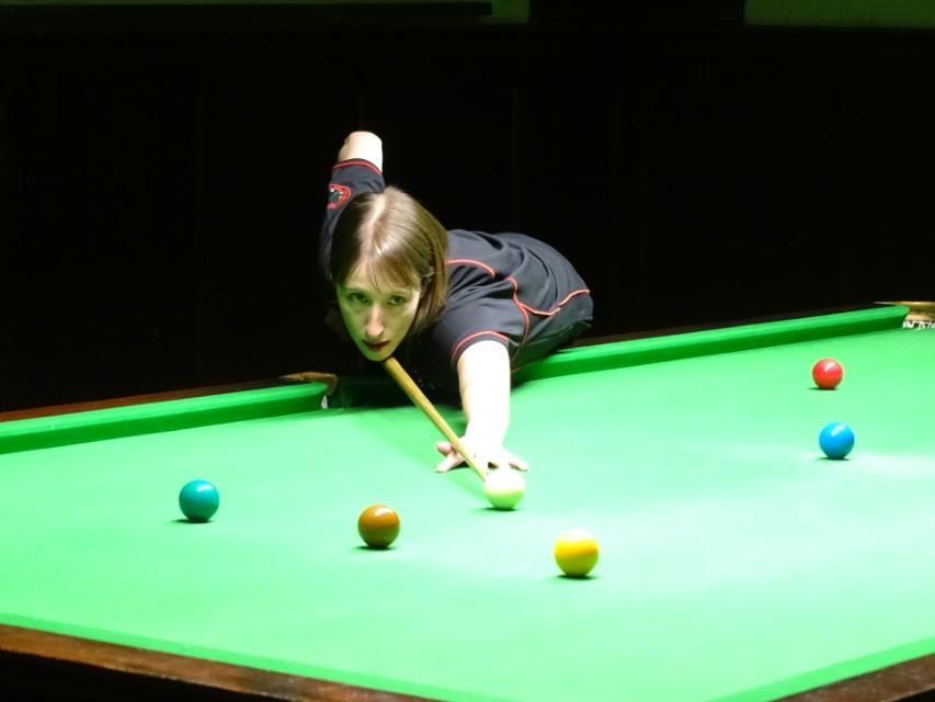 WEBSF Ladies Snooker Open Highest Break (30) - Sophie Gibbs-Nicholls 2019