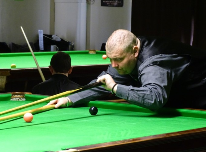Andy Symons - Masters 2019