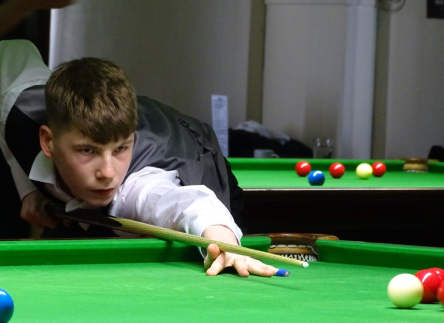 Connor Benzey - Masters 2019