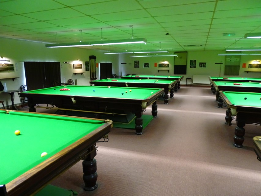 Frames Snooker & Pool - Weston-Super-Mare Masters 2019