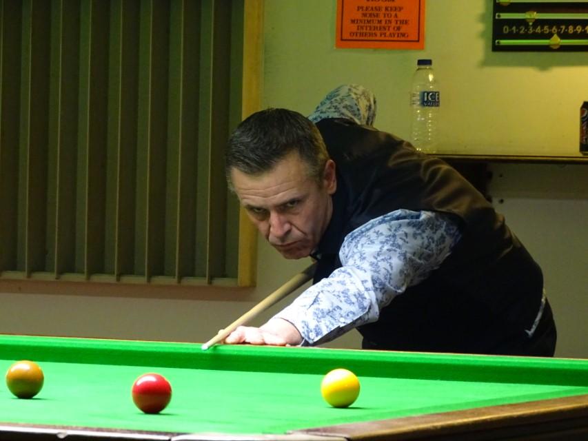 Jason Whittaker - Masters 2019