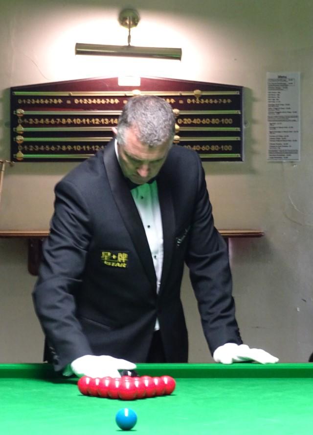 Nick Harry (Referee) - Masters 2019