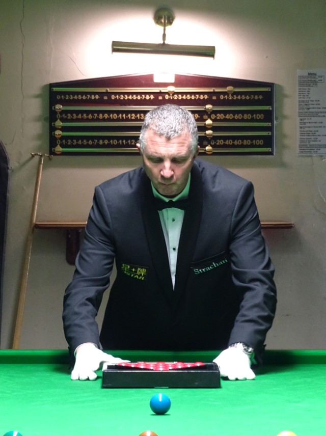 Nick Harry (Referee) - Masters 2019