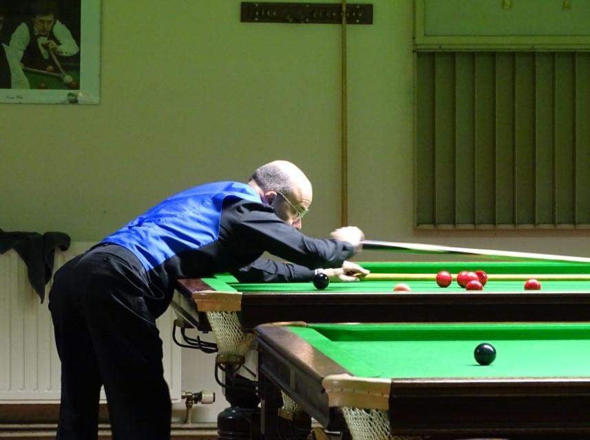 Steve Brookshaw - Masters 2019