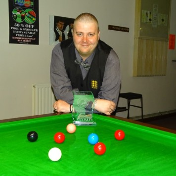 WEBSF Gold Masters Winner - Andy Symons 2019