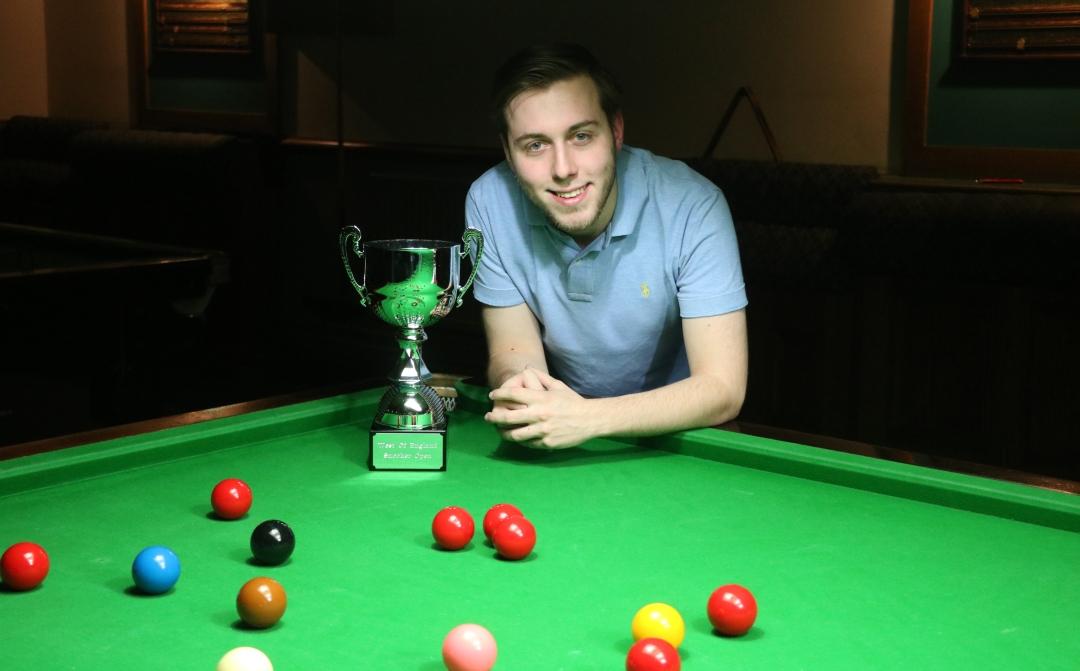 West of England Snooker Open - Winner 2019