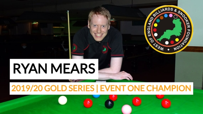 Gold Series Event 1 Winner 2019-20